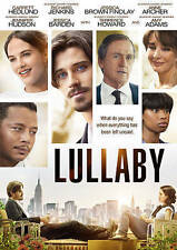 LULLABY DVD 2013 TERRENCE HOWARD JENNIFER HUDSON ANNE ARCHER AMY ADAMS FREE SHIP