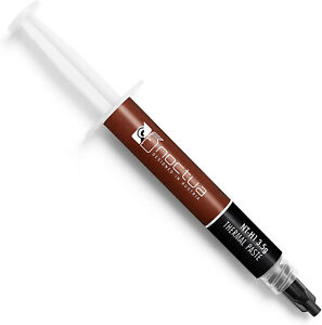 Pro-Grade Thermal Compound Paste For Optimal Heat-transfer (3.5g) White