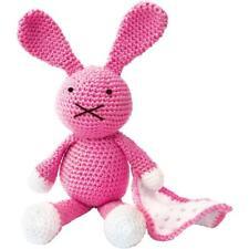 Baby Bunny Crochet KIT The Crafty Kit Company Finished Size 13 IN CKC-CK-075 New