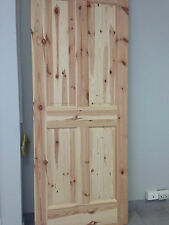 Solid Pine Door | Knotty | Internal door 2040X820X35
