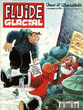Fluide Glacial N°222 - Eds. Audie - Novembre 1994
