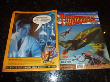 THUNDERBIRDS The Comic - Issue No 4 - Date 30/11/1991 -  UK Paper Comic
