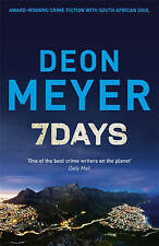 7 Days,Meyer, Deon,New Book mon0000057231