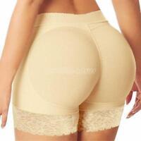 S-XXL Women Boxer Underwear Female Panties Lingerie Culotte Brief With Hip Pad