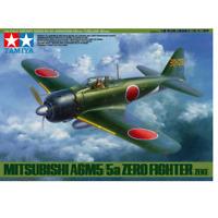Tamiya 61103 Mitsubishi A6M5/5a Zero Fighter (Zeke) 1/48