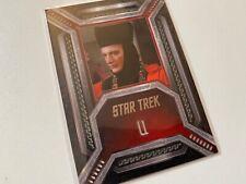 Star Trek Inflexions ### Laser Cut Q (PC5) ### 026/100