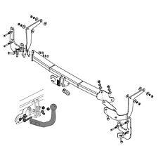 Towbar for Citroen C4 Grand Picasso MPV 2014-2018 - Swan Neck Tow Bar