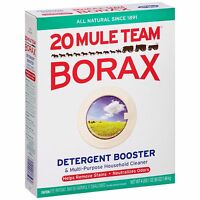 One 65 oz. 20 MULE TEAM BORAX Detergent Booster & Multi-Purpose Cleaner