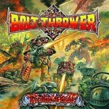 Bolt Thrower - Realm of Chaos Cd7 Earache