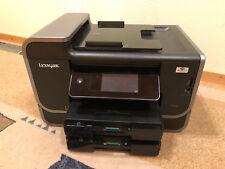 Lexmark Platinium Pro Multifunktionsgerät-Drucker,Scanner,Fax,Wlan,OVP
