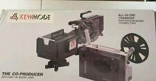 Vintage 8mm editing equipment