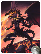 Yu-Gi-Oh Duel Monsters- Red Eyes Black Dragon Mouse Pad Mouse Mat Mousepad M0131