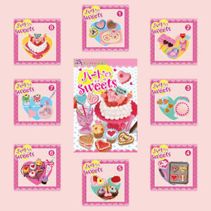 Rare 2009 Re-Ment Heart Sweets (Each Sell Separately)