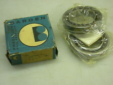 Set of 2 ea. Barden Precision Angular Contact Ball Bearings 110BX48D32 0-9 D 20