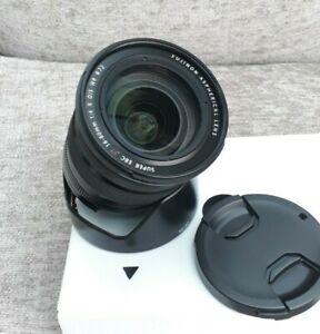 Fujifilm XF 16-80mm F4.0 R OIS WR Lens Fujinon Fuji