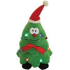 Cuddle Barn H9 Holiday Rockin' Robbie Sings Rockin Around the Christmas Tree