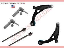6PC Control Arms Tie Rod Ends Dodge Avenger Journey Chrysler 200 Sebring