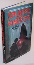 1978 Splinter of the Mind's Eye by Alan Dean Foster Hardcover Book - Gutter Code