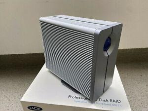 LaCie 4 TB USB 3.0 RAID Festplatte - TOP