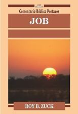 NEW - Job (Comentario Biblico Portavoz) (Spanish Edition) by Zuck, Roy