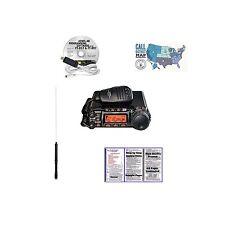 Yaesu FT-857D Radio and Accessories Bundle