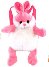 CALPLUSH BACKPACK PALS SERIES RABBIT PLUSH BACKPACK AGES 3+ *NEW*