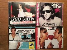David Guetta [4 CD] One Love + PopLIfe + I'm Famous Ibiza 2005 + Love don't let