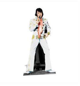 ELVIS IN VEGAS CARDBOARD CUTOUT - 1.78m Elvis Presley The King Party Decoration