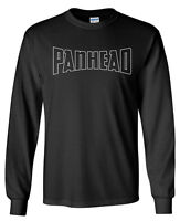 PANHEAD Arched LONG SLEEVE T-shirt - Harley Davidson Biker Sturgis