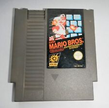 Super Mario Bros Nintendo NES NES - SM-NOE 1985 Entertainment System