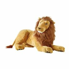 IKEA DJUNGELSKOG Large LION Soft Toy Plush Animal Stuffed Teddy 70cm  UK-BMC
