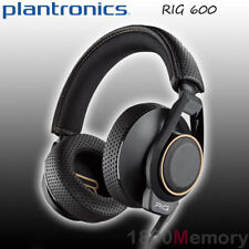 Plantronics RIG 600 High-Fidelity Gaming Headset Over Ear 3.5mm Jack 40mm Driver