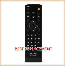 New Remote Control Nh000Ud Nh001Ud Replacement for Emerson Sylvania Tv