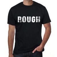 rough Herren T shirt Schwarz Geburtstag Geschenk 00553