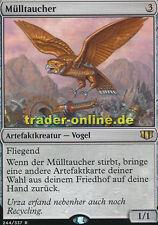 Mülltaucher (junk diver) comandante 2014 Magic