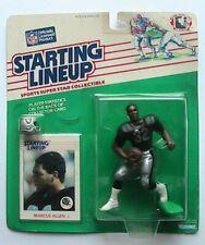 1988 ROOKIE STARTING LINEUP - SLU - NFL - MARCUS ALLEN - LOS ANGELES RAIDERS