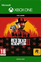 Red Dead Redemption 2 (Microsoft Xbox One) - Digital Code