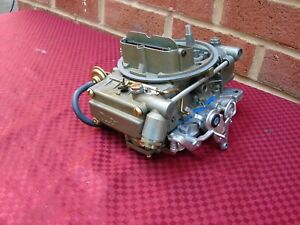 66 CHEVROLET CHEVELLE IMPALA REBUILT HOLLEY396-325HP CARBURETOR 3139-1 DATED 5A3