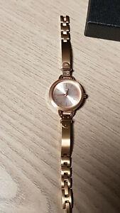 TCM - Aspect - Damen Armbanduhr rosevergoldet -  sooo schön  fast neu