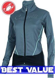 Castelli Mortirolo Women's Windstopper Cycling Jacket : BEST VALUE