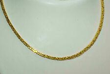 KÖNIGSKETTE *eckig* 585 GOLD HALSKETTE 55,5 cm HERRENKETTE GOLDKETTE  14KT NEU