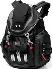 OAKLEY KITCHEN SINK 34L Laptop / MacBook Pro Black Backpack / Daypack - New