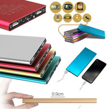 50000mAh External Backup Battery Charger Portable Power Bank For iPhone Samsung