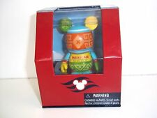 NEW DISNEY 2011 CRUISE LINE WONDER DCL VINYLMATION MEXICAN RIVIERA MICKEY