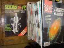 gros  Lot de 87  numéros Science et vie