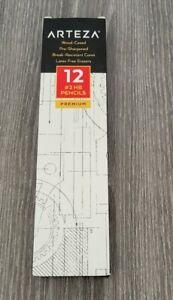 Brand New Arteza #2 HB Wood Case Pencils, 12 Pack