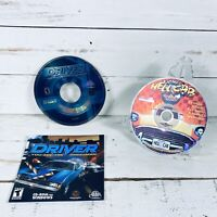 Hell Cab Checker Special & Driver PC CD-ROM Video Game Bundle Lot