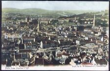 Panoramic View of Bath from Beechen Cliff. 1905 Vintage Postcard. Free UK Post