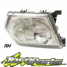 HEADLIGHT RH SUIT GU PATROL NISSAN 97-02 SERIES 2 HEADLAMP HEAD LIGHT LAMP