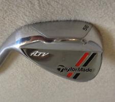 LH - TaylorMade Atv - 56* Sand Wedge w/FST KBS Wedge Flex Steel Shaft